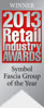 Retail Industry Awards Winner 2013